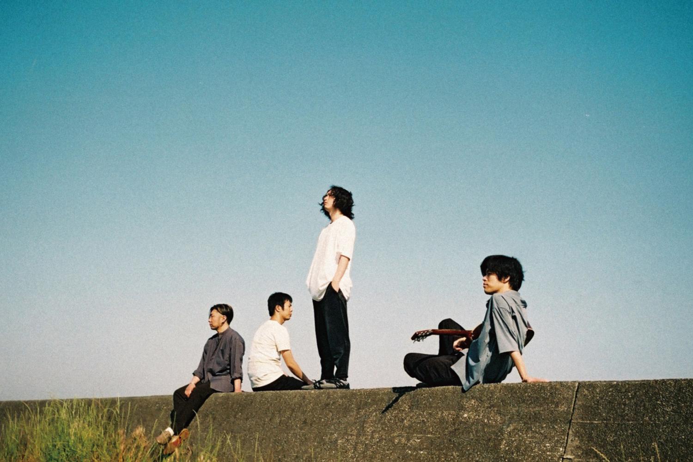 """「藍坊主 NOT DEAD Vol.3」 """" LIVE FORWARD – shibuya eggman 40th. anniversary – """""""