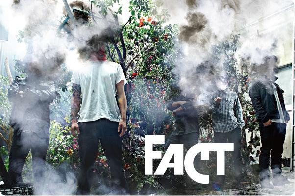 FACT interview 世界を股に掛け活動する「FACT」が自身... FACT inte