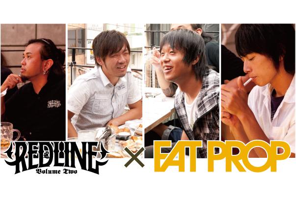 REDLINE × FAT PROP