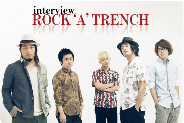 ROCK'A'TRENCH interview