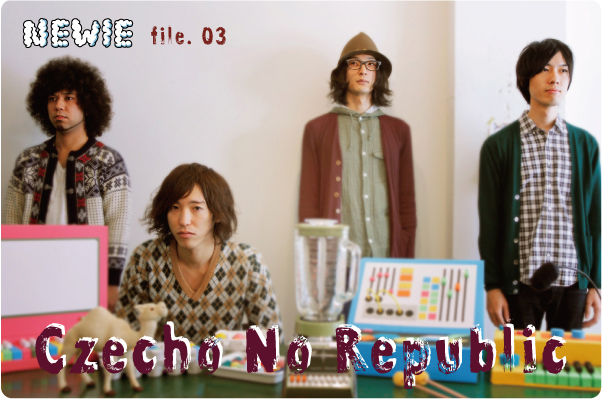 NEWIE file.03 Czecho No Republic