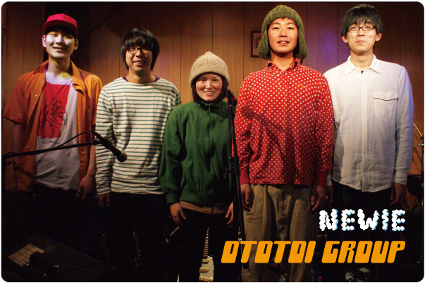 NEWIE file.05 OTOTOI GROUP
