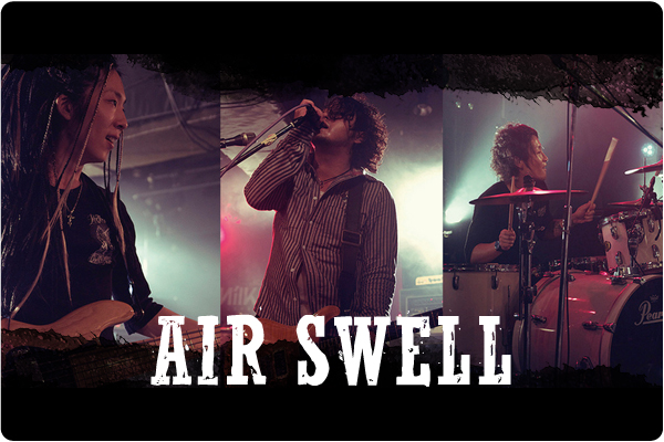 AIR SWELL interview