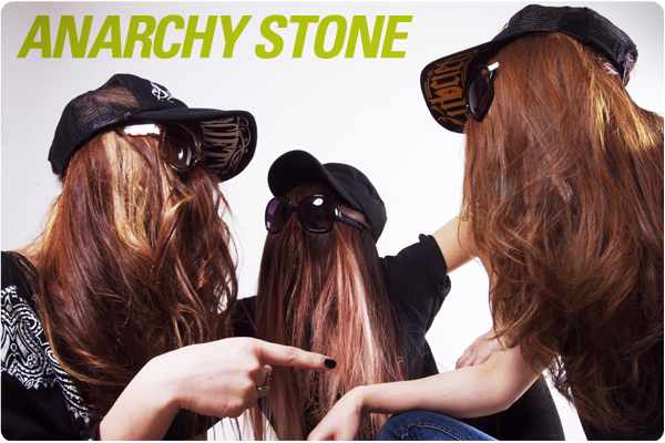 ANARCHY STONE interview