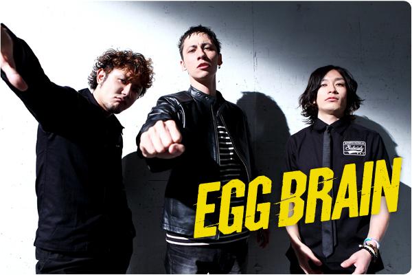 EGG BRAIN interview