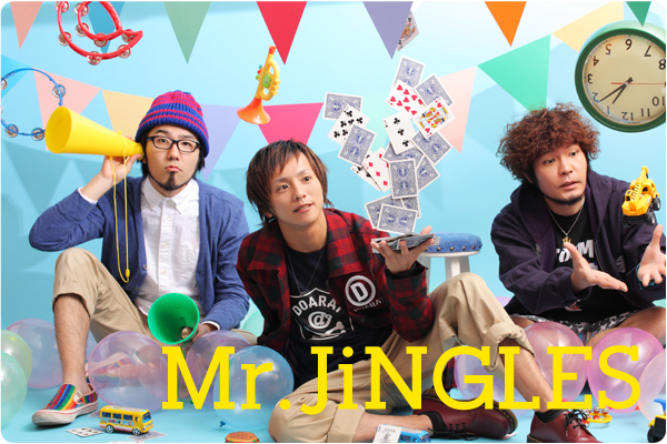 Mr.JiNGLES interview