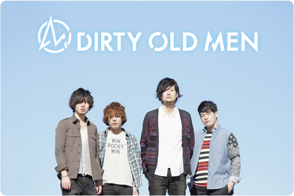 DIRTY OLD MEN interview