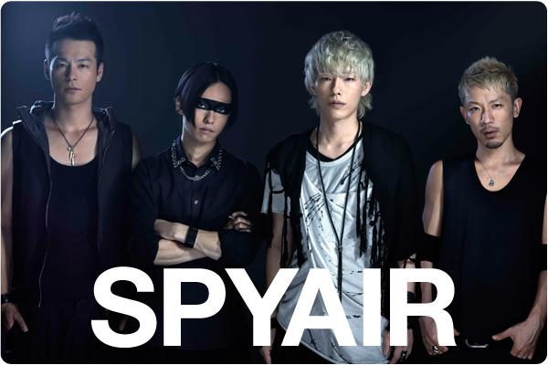 SPYAIR interview