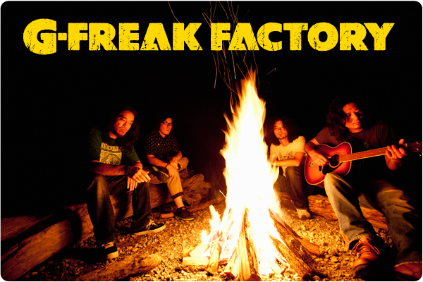 G-FREAK FACTORY interview