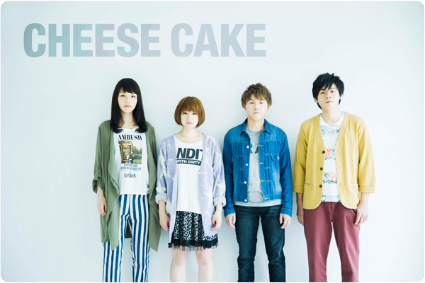 CHEESE CAKE interview