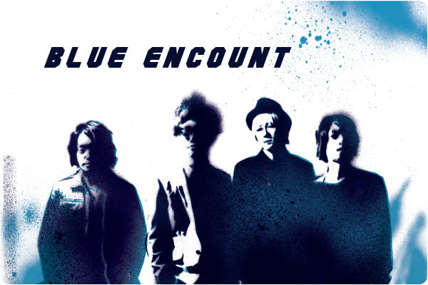 BLUE ENCOUNT interview