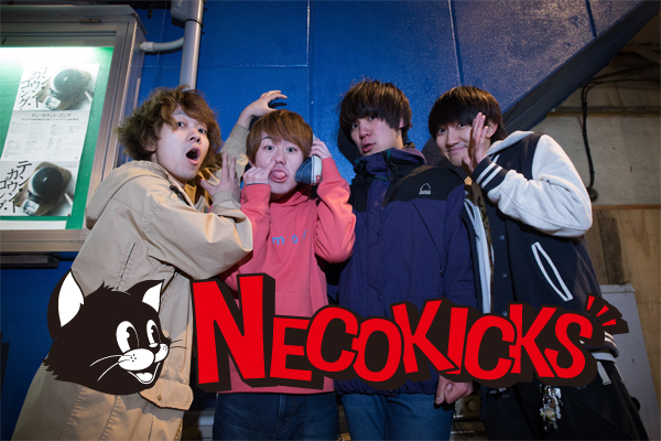 NECOKICKS interview