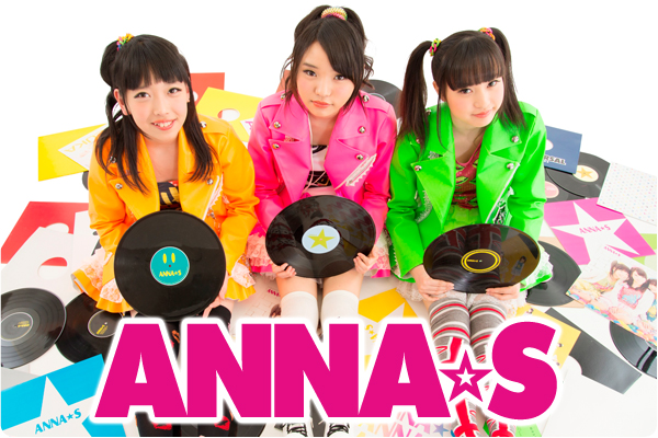 ANNA☆S interview