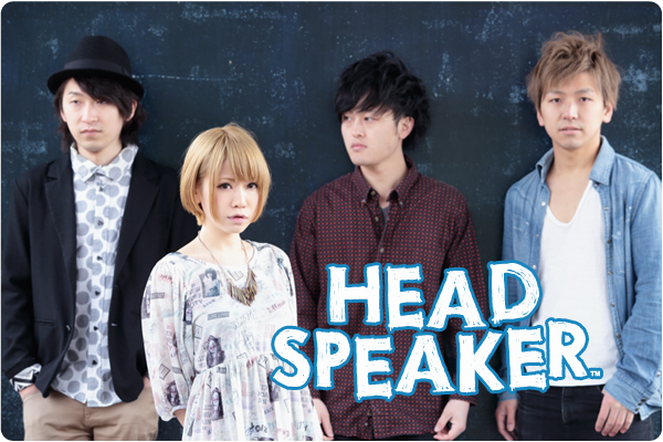 HEAD SPEAKER interview