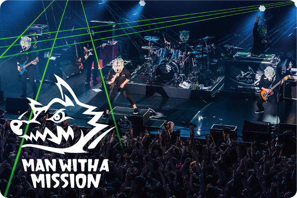 MAN WITH A MISSION interview