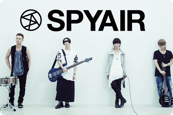 SPYAIR interview