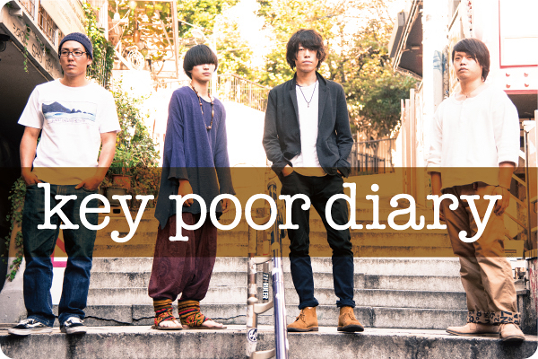 key poor diary interview