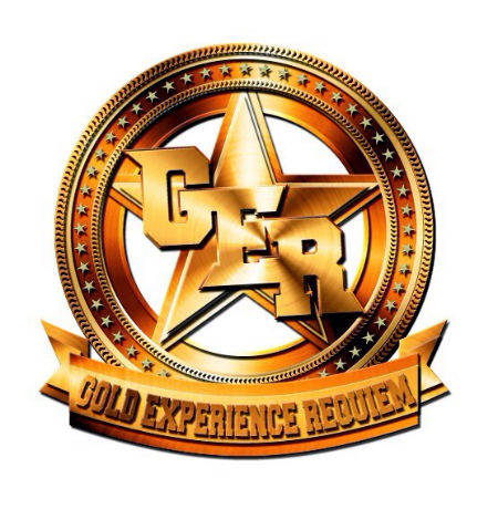 GER -GOLD EXPERIENCE REQUIEM- supported by Tres Magueyes