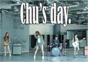 Chu's day. 2nd Anniversary ワンマン LIVE~Make it the best Chu's day.~