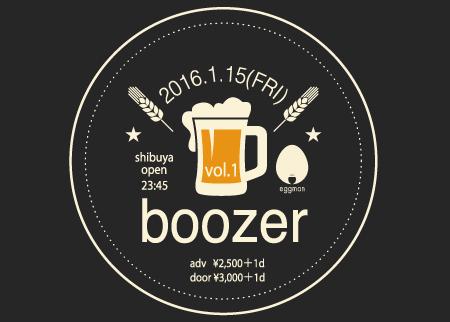 boozer vol.1