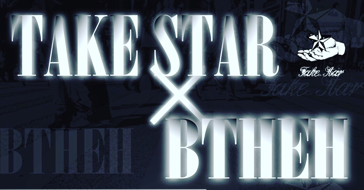 TAKE STAR × B THE H