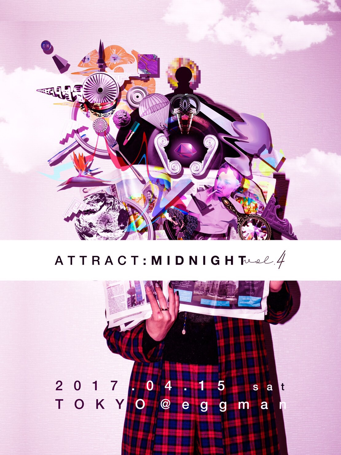 ATTRACT:MIDNIGHT vol.4