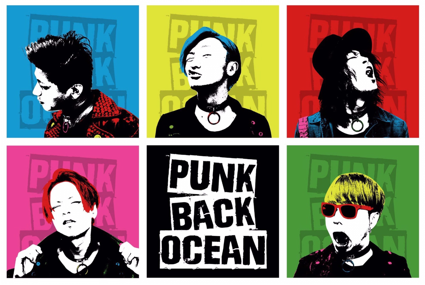 PUNK BACK OCEAN ONE MAN TOUR 追加公演