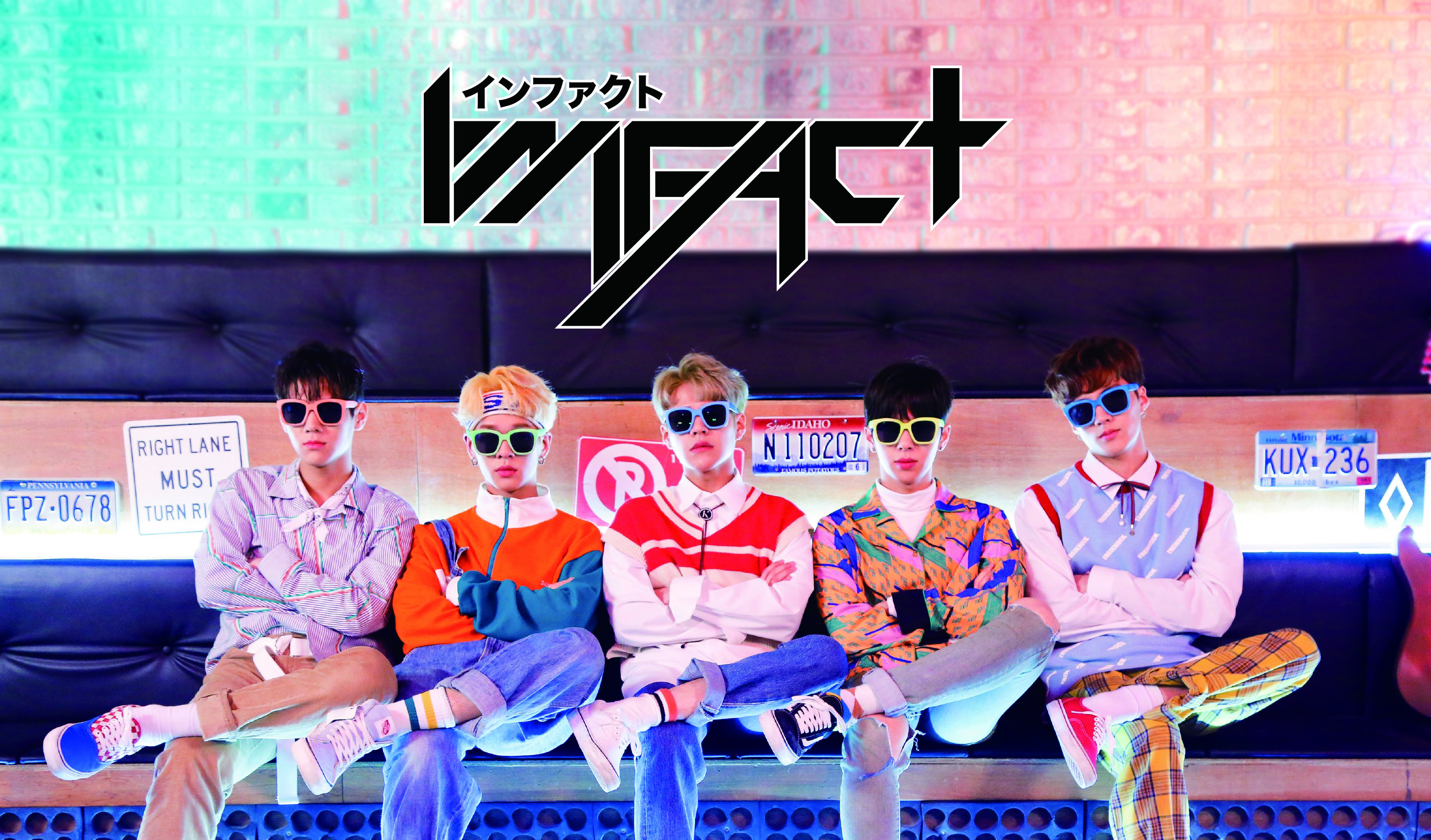 IMFACT LIVE in TOKYO -Tension UP-