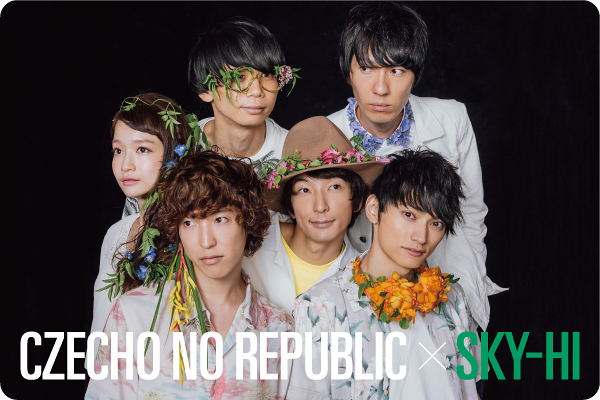 Czecho No Republic ✕ SKY-HI interview