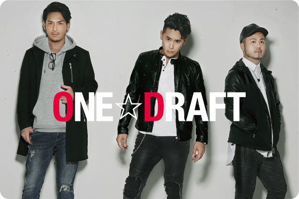 ONE☆DRAFT interview
