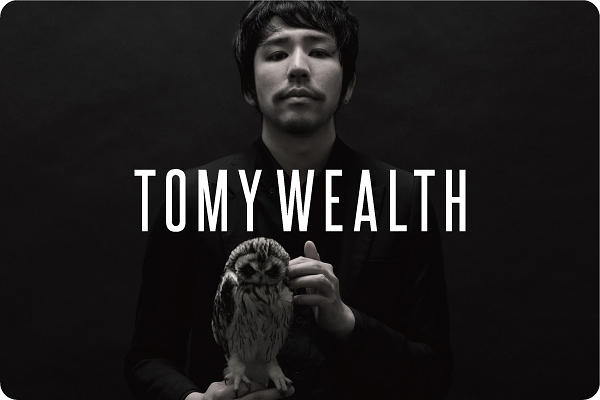 Tomy Wealth interview