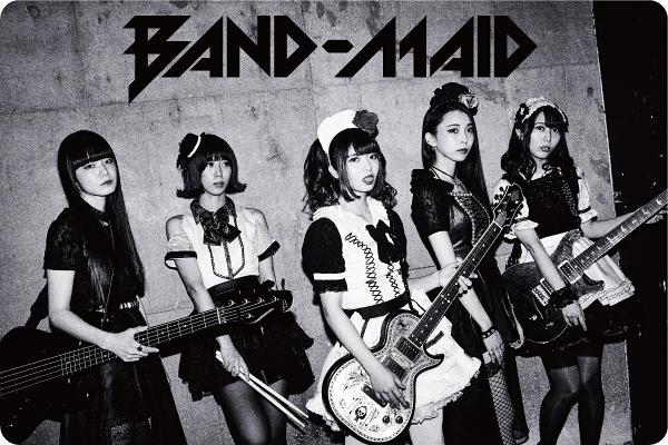 BAND-MAID interview