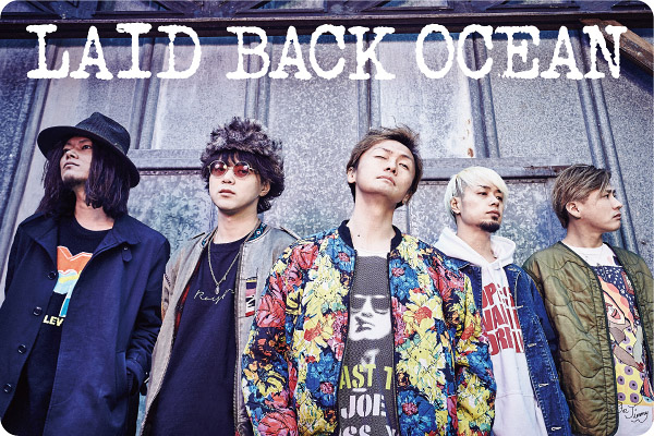 LAID BACK OCEAN interview
