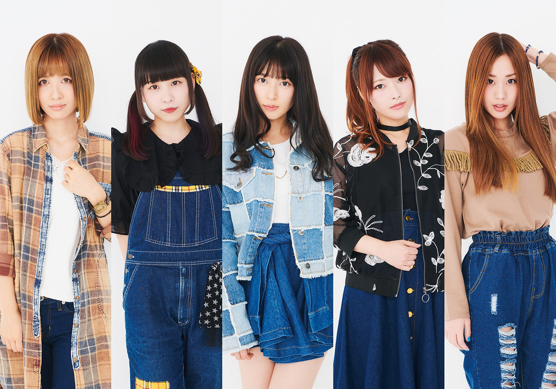 Quintet Queen Quest 1stミニアルバム 発売記念ワンマンライブ 「5 COLOR SESSION」