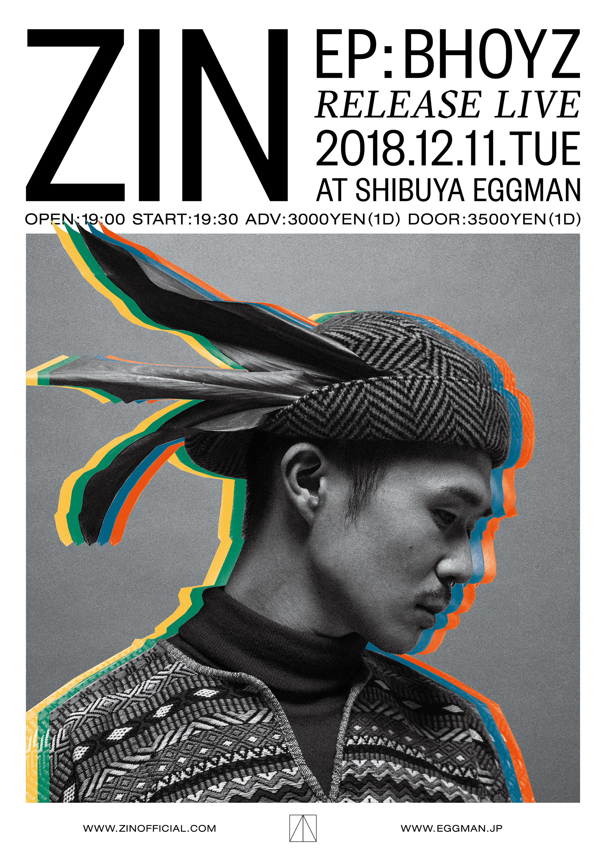 ZIN EP 『BHOYZ』Release LIVE