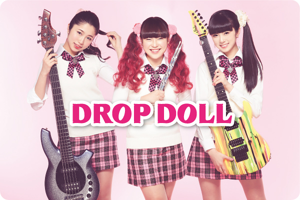 DROP DOLL interview