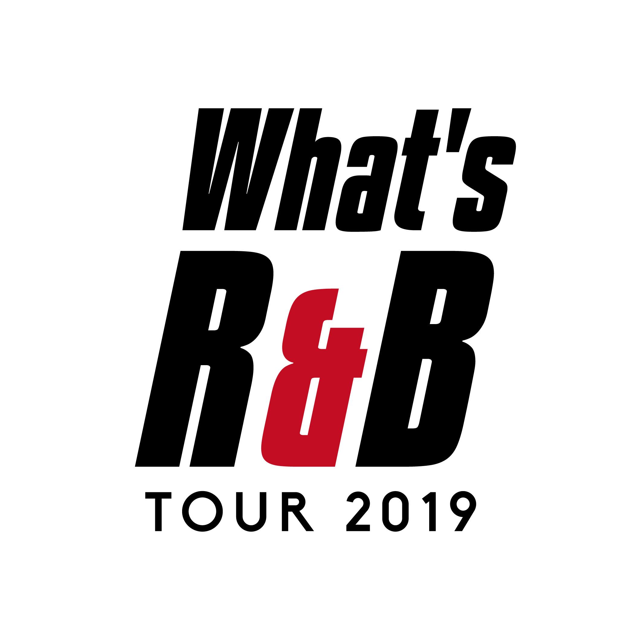 LEO×CIMBA×Lugz&Jera 3MAN LIVE TOUR 「What's R&B Tour 2019」〜SPECIAL BAND SET〜