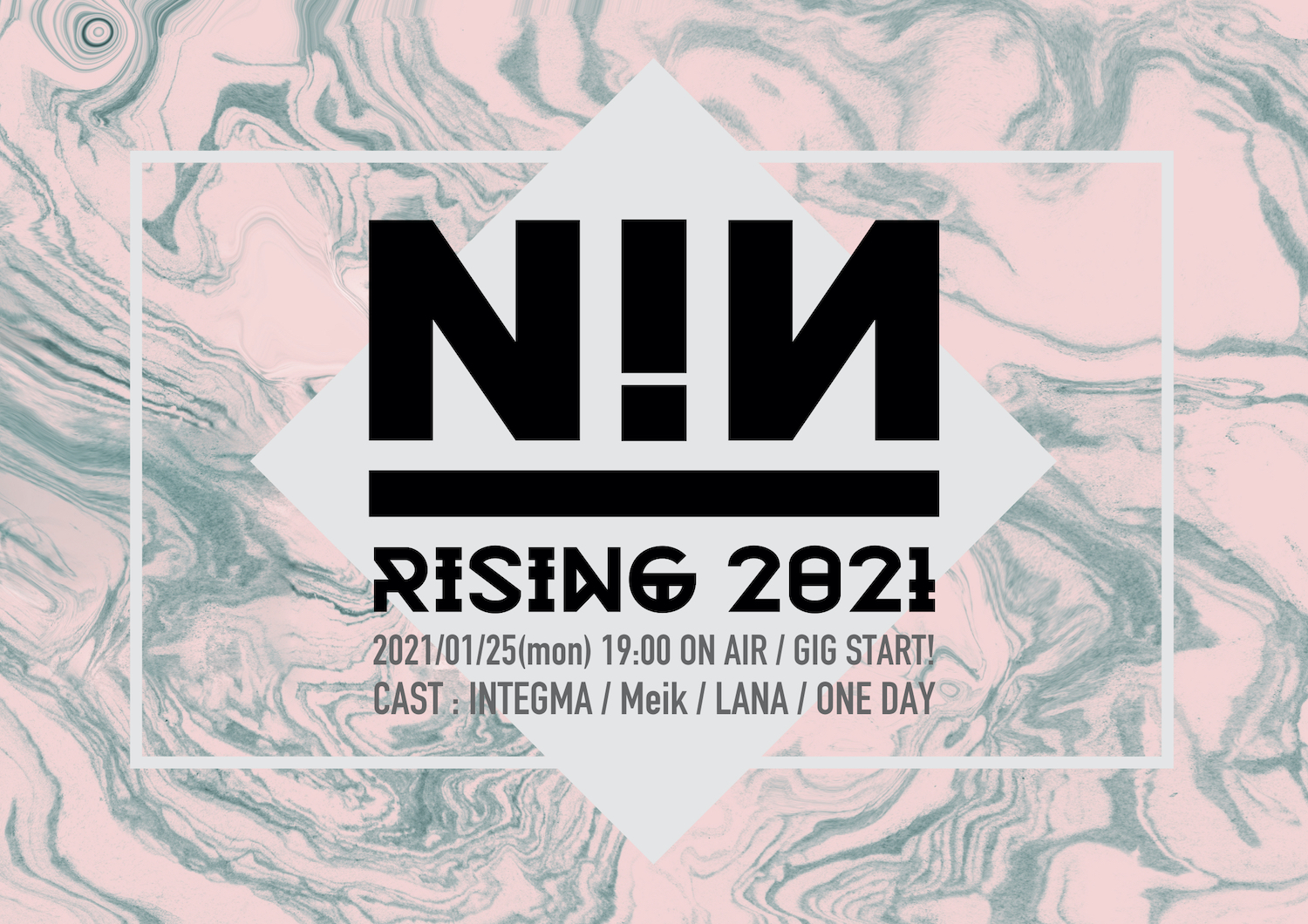 [ NEW NOISE! – RISING 2021 – ]