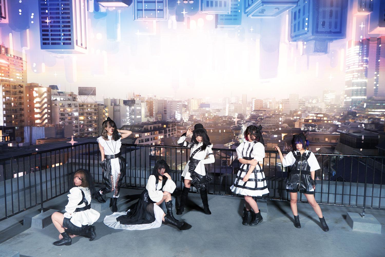 ※会場変更※ TOKYOてふてふ 5都市6公演「ephemeral tour」